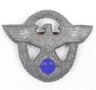 aigle de casquette polizei  Captur55
