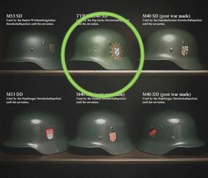 Identification casque..... Nachkr10