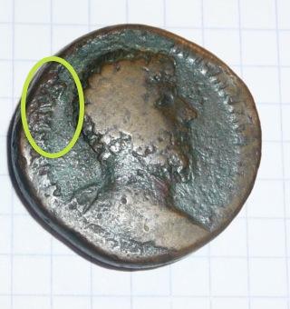 Identification pièce Sesterce ? [Nouvelles photos] P1050110