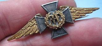 Echarpe (religieuse) RAF ww2 ?  Ww2-or10