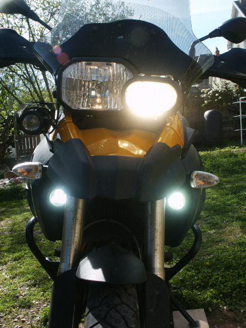 [commande groupée] Longues portées à LED Led411