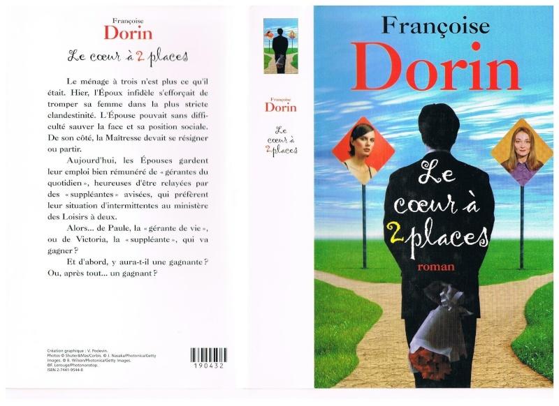 [Dorin, Françoise] Le coeur à 2 places  00112