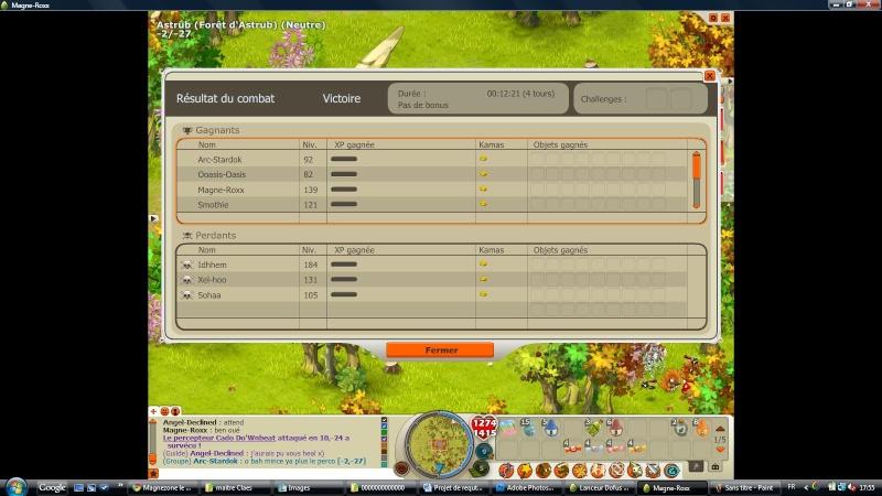 Les screens de la guilde Gg110