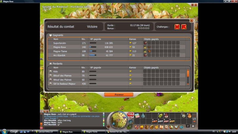 Les screens de la guilde Goulet11