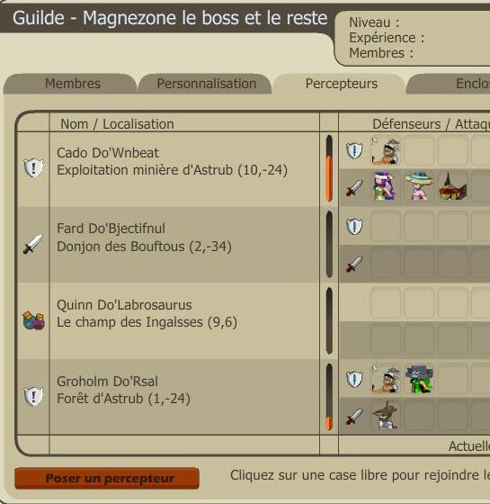 Les screens de la guilde Omg10