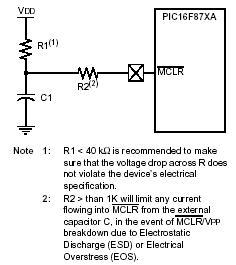 El condensador Por-1610