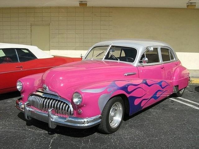 Kustom Buick 1950's D10
