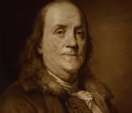 Benjamin Franklin - Lebensabsicherung Banjam10