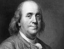 Benjamin Franklin - Gedankenrentabilität Benjam10