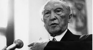 Konrad Adenauer - Aufstehen Konrad10