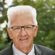 Winfried Kretschmann - Lehrer, Grüner, Präsident Winfri10