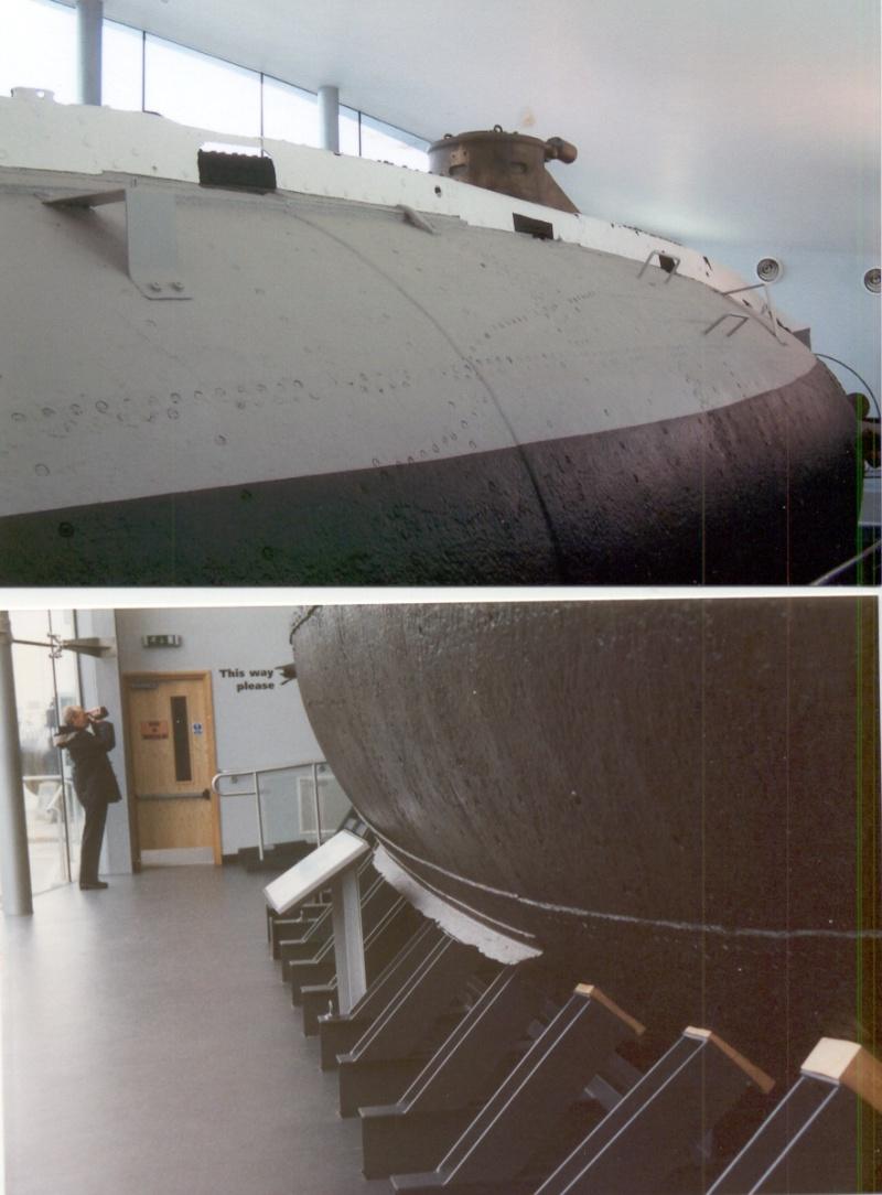 Holland 1 at the Gosport Sub Museum. Hol_1_10