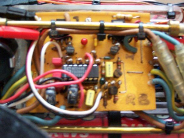 TYPE 205, U12 WTC, PISTON TANK SYSTEM. U1110