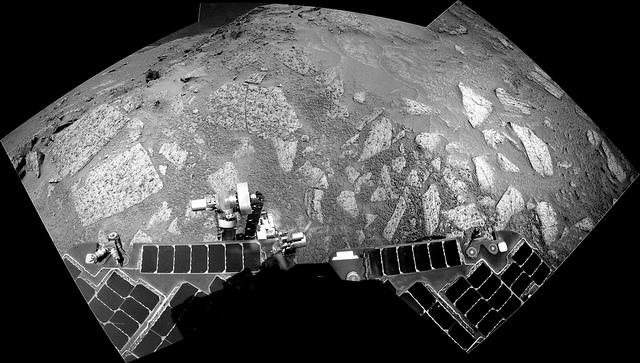 Opportunity va explorer le cratère Endeavour - Page 10 52712711