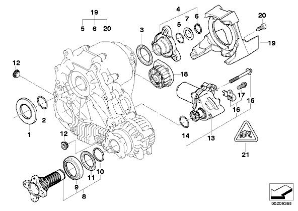 [BMW 530 d E61] Installation d'une mécanique de XD 31011