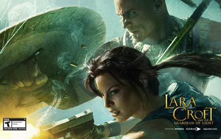 Lara croft and the guardian of light Lara-c11