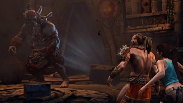 Lara croft and the guardian of light Lara-c12
