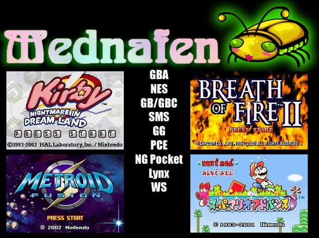 MEDNAFEN ultima version (mas de 10.000 juegos) Mednaf11