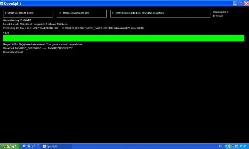 OPEN-SPLIT (Para cortar archivos de mas de 4gb) Open10