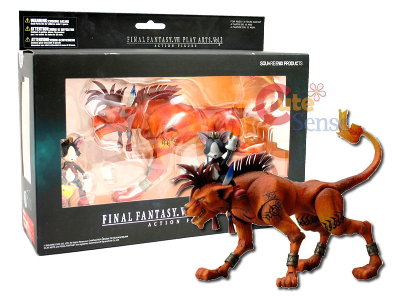 Recherche Red XIII de Final Fantasy par Square Enix Final_10