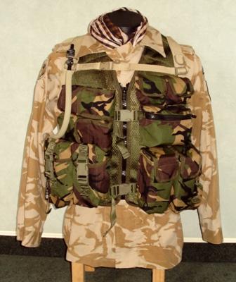 NZ Infantry, Afghanistan c.2009 Cribb11