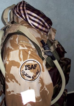 NZ Infantry, Afghanistan c.2009 Cribb211