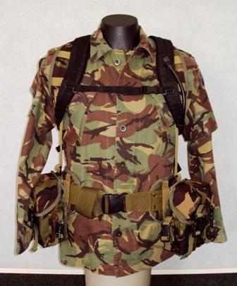 NZ Infantry, East Timor c.2000 Infant11