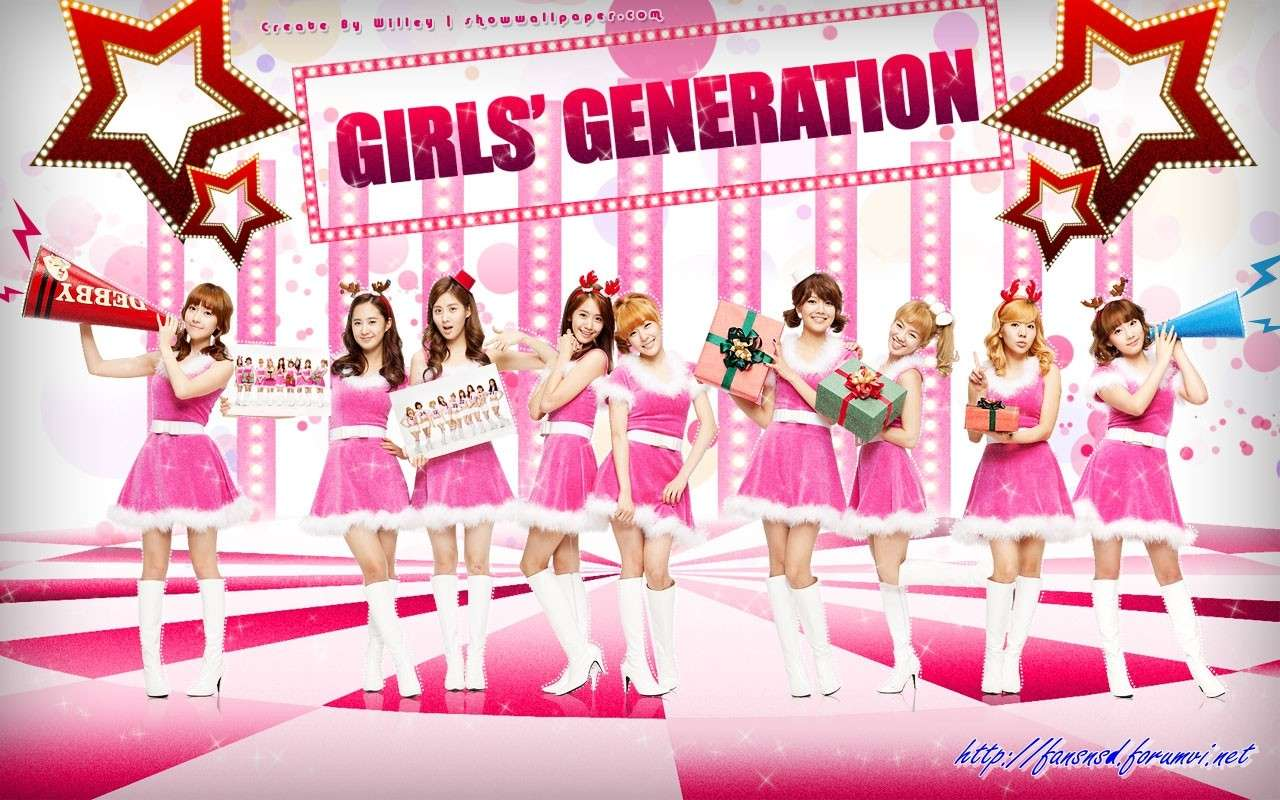 Fan Girls Generation