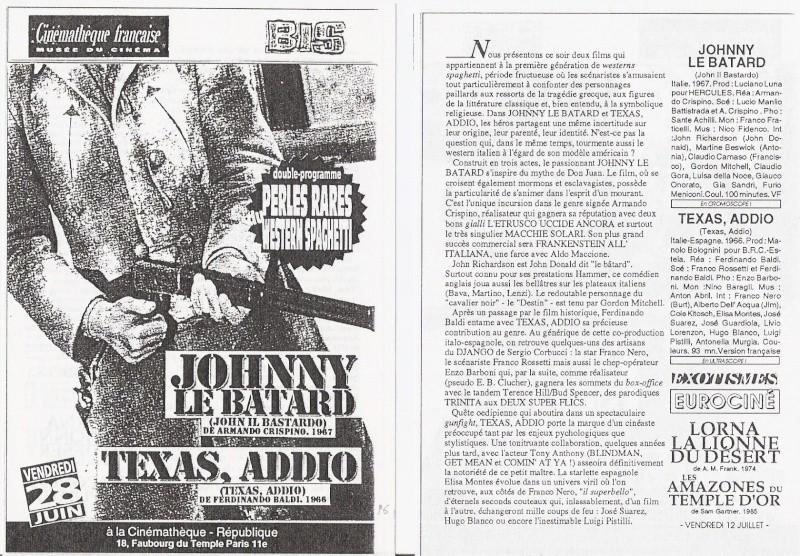 Johnny le bâtard - John il bastardo - 1967 - Armando Crispino Johnny10