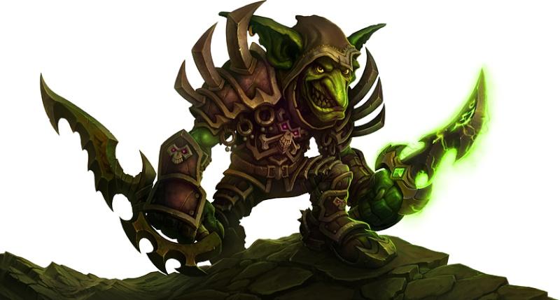 Os presento a los goblins Goblin10
