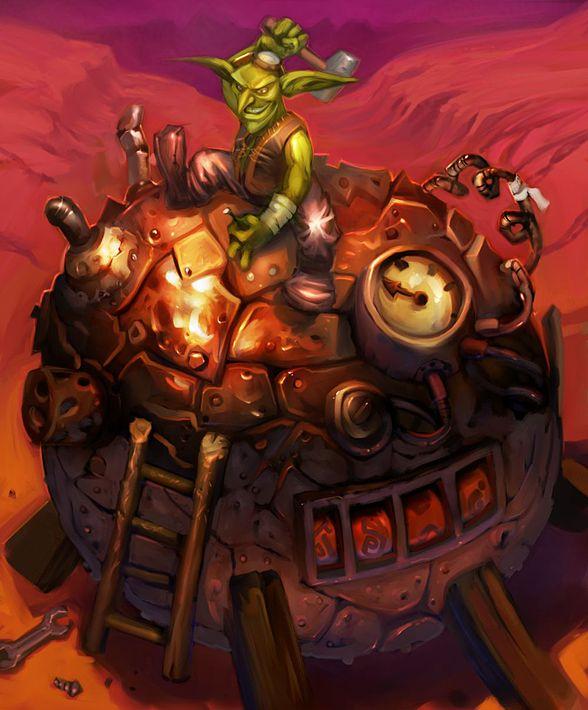 Os presento a los goblins Goblin11