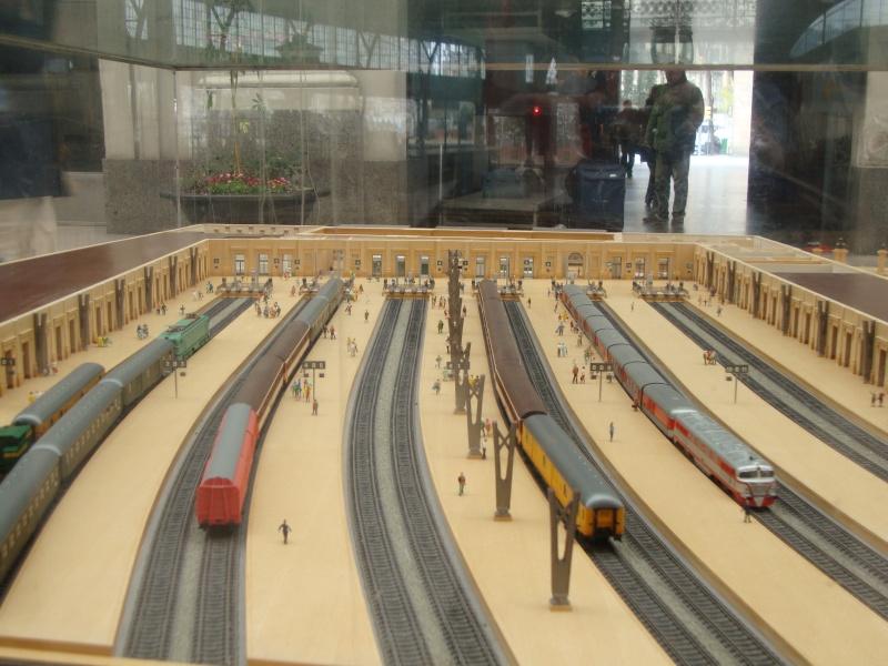 Gare de Barcelone (une des gares) Dsc00716