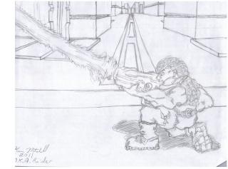 Mark57Raider's Sketches Comple11