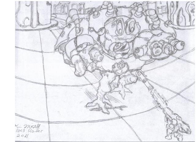 Mark57Raider's Sketches Mecha_10