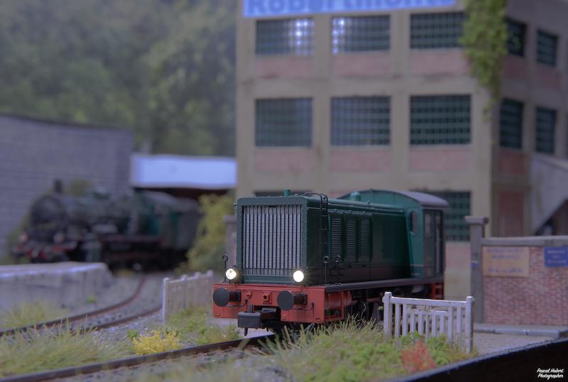 Diesel SNCB Série 231 Brawa Szorie13