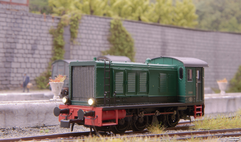 Diesel SNCB Série 231 Brawa Szorie14