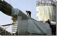 В Польше освятили самую высокую в мире статуя Христа Ab904d10