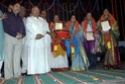 Life Time Achievement Award to Dr Padma Subrahmanyam Ps_hin11