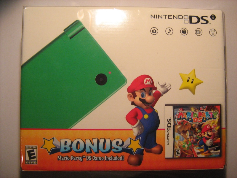 Ma collection mario : blister/console/jeux RARE et LIMITED (NEW 8/06) - Page 2 00610