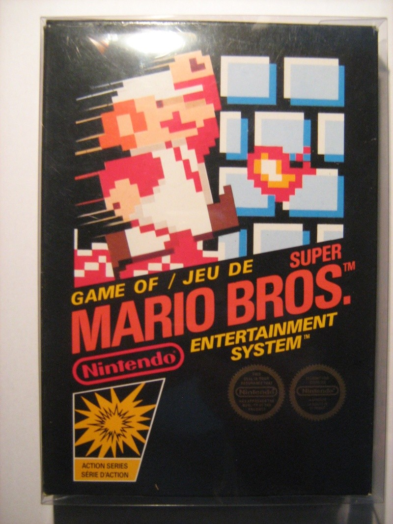 Ma collection mario : blister/console/jeux RARE et LIMITED (NEW 8/06) - Page 2 03810