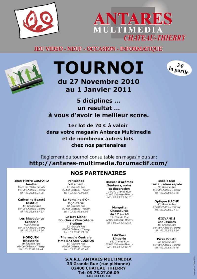 TOURNOI KINECT débute le 27 novembre terminé Affich10