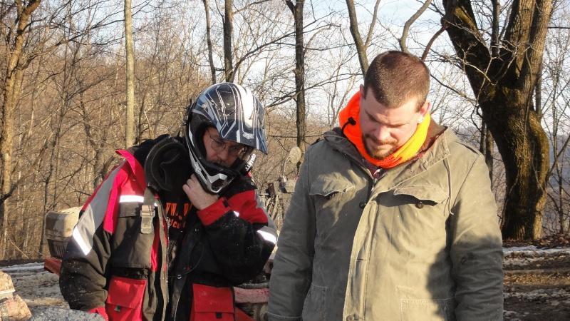 Quadcrew Riders New years Ride Qcr_ne13
