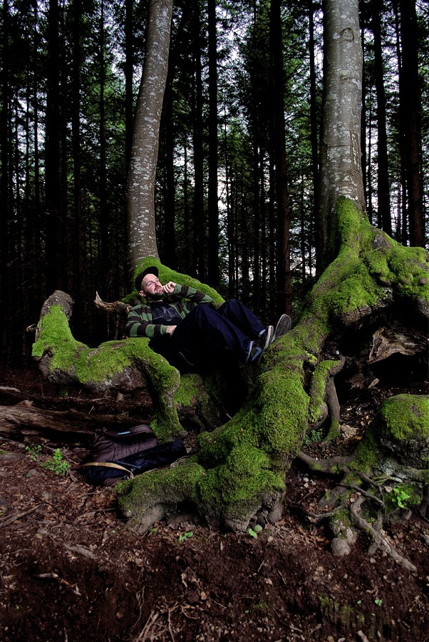 A mon ami virtuel, chemin des sorcières, reflets / 3 photos Fresh10