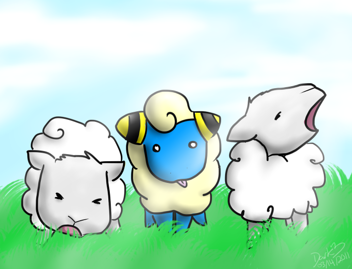 Indidige's Art Thread 4Ever - Page 5 Mareep10