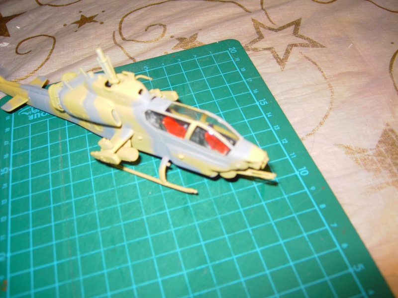 Super Cobra AH-1W 1-72 von Revell. - Seite 2 Pict0327