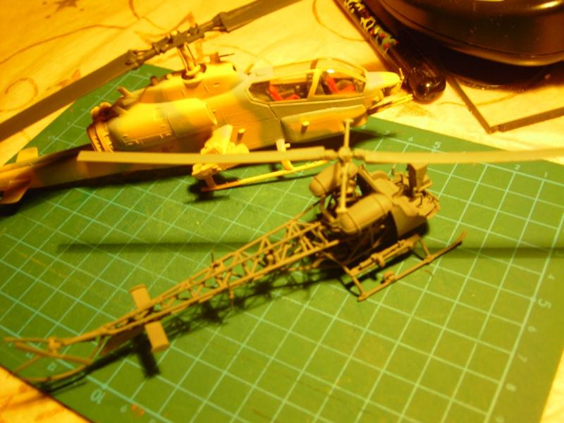 Super Cobra AH-1W 1-72 von Revell. - Seite 2 Pict0410