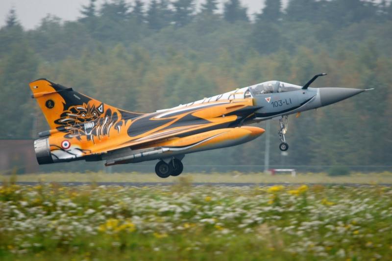 Volkel Tiger Meet 2010 Spotter Day du 07/10 Dsc05915