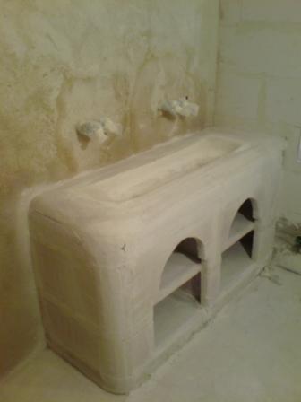salle de bain 2 mineral opus. Black Bedroom Furniture Sets. Home Design Ideas