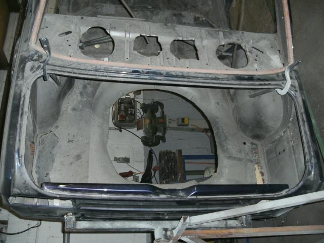 Ein paar Bilder der Baustelle... Ascona17