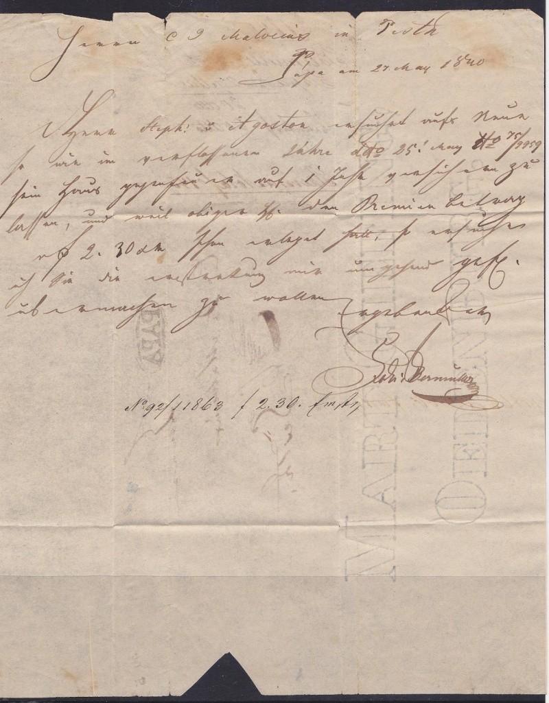 mannaro`s  VORPHILATELIE 1840-m11